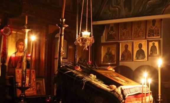 """Ι.Ν. Παντανάσσης '' To Γενέσιον της Θεοτόκου '': """"Νά ἀγαπήσετε τίς ..."""